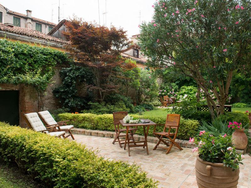 Holiday apartment San Giacomo - Giardino due