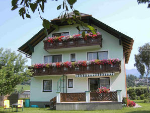 Holiday apartment 1 Apartmenthaus Bauer