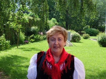 Ihr Gastgeber Elfriede Bauer