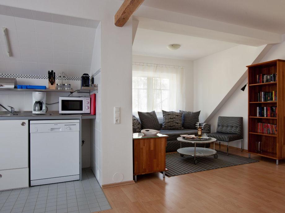 Apartment studio im ferienhaus burgenland 1 neusiedler for Wohnzimmer sitzecke