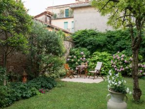 Holiday apartment San Giacomo - Giardino
