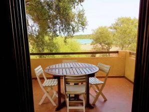 Ferienwohnung Trilocale Golfo di Marinella