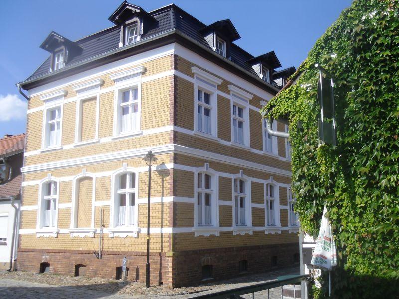 Ferienwohnung Am Brauhaus Babben