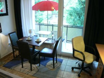 Holiday apartment Dr. Moczygemba