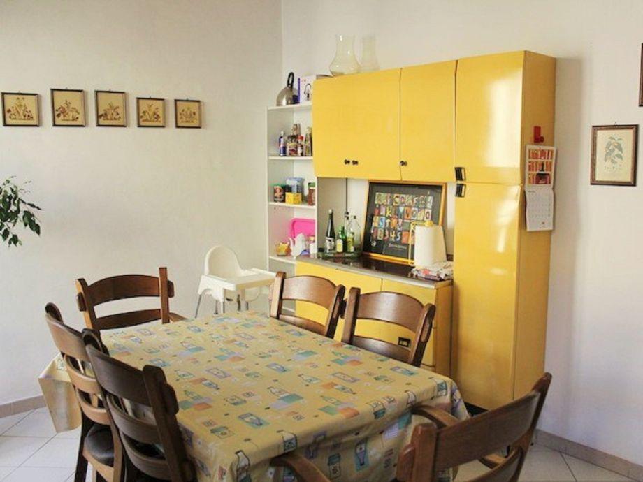 Ausstattung Apartment Esquilino near Termini