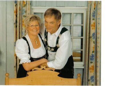 Ihr Gastgeber Christl und Sepp Steurer