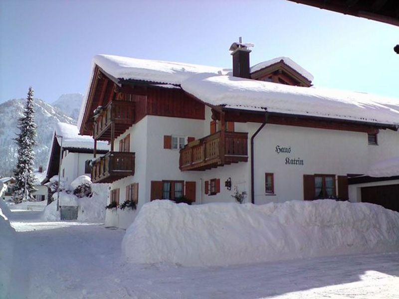 Holiday apartment im Haus Katrin