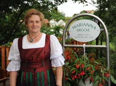 Ihr Gastgeber Marianne Bücsek