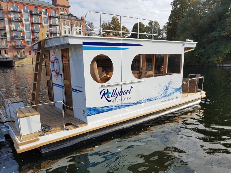 Hausboot Rollyboot