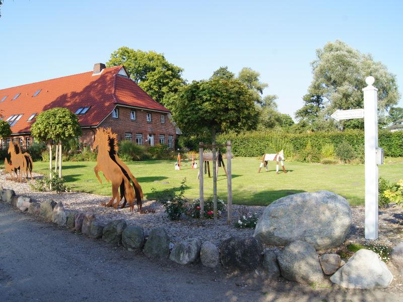 Bauernhof Hof am Grebiner See
