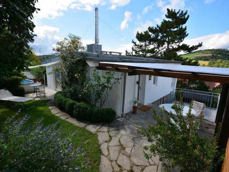 Ferienhaus Panoramablick Taubertal