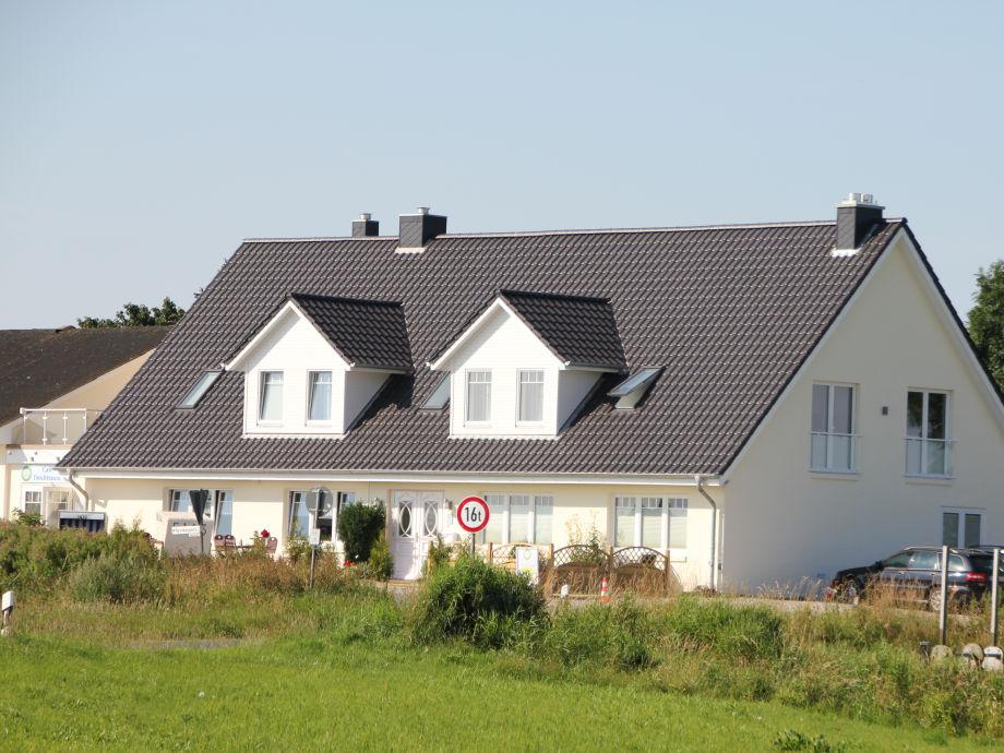 Gästehaus Deichtraum vor Sylt