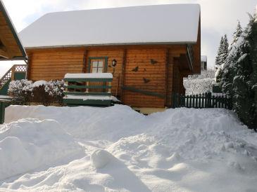 Ferienhaus Der Fuchsbau - Blockhaus 3