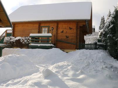 Der Fuchsbau - Blockhaus 3