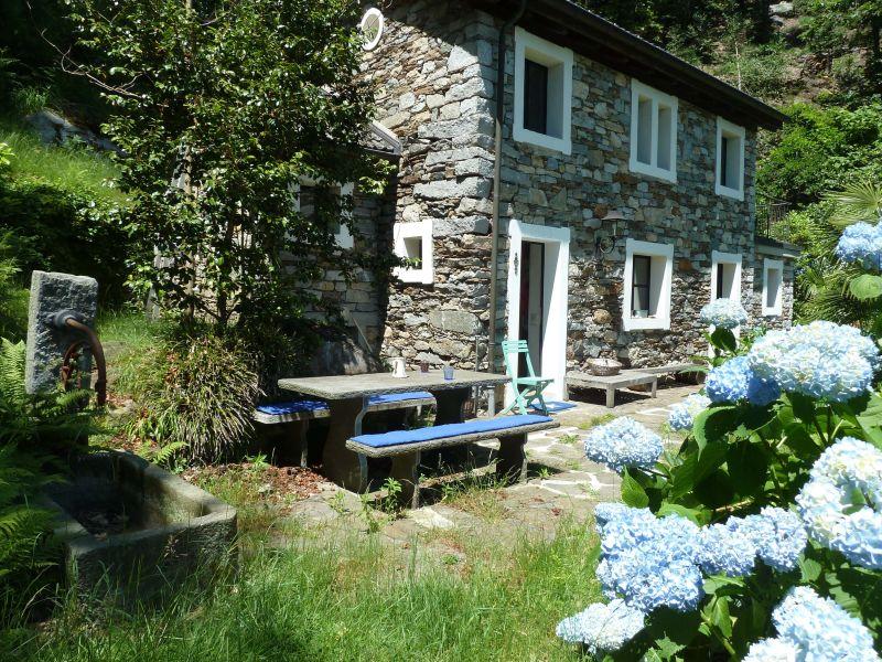 Ferienhaus Rustico Marietta
