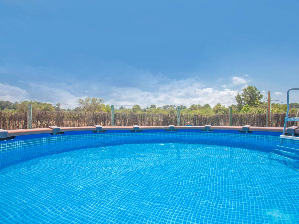 Villa son matet mallorca sencelles firma villafinca for Pool 3m durchmesser aufblasbar