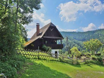 "Berghütte ""Jagdhütt'n"""