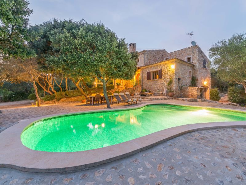 Villa Sa Garriga