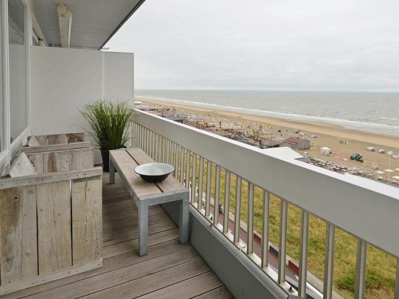 Strandapartment Zandvoort
