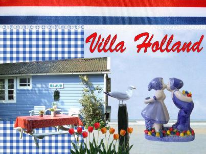 Your host Villa Holland