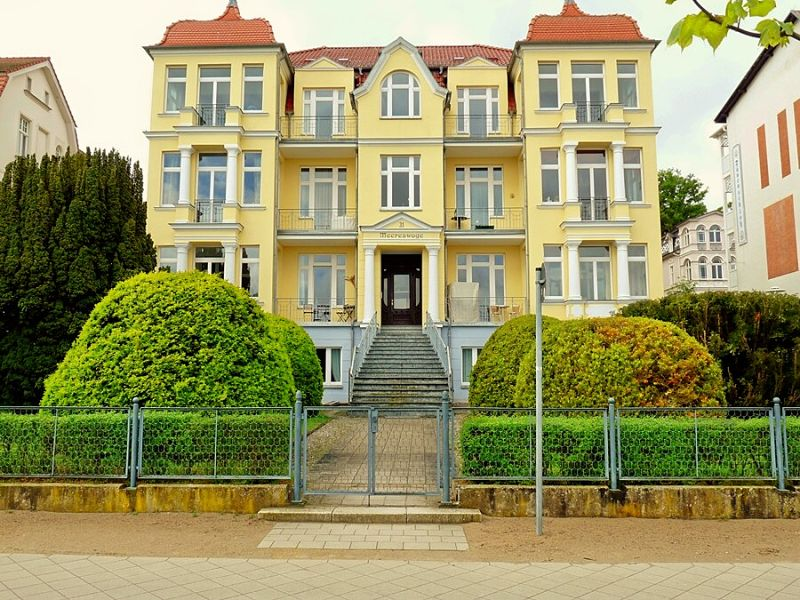 Ferienwohnung Villa Meereswoge 5