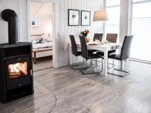 Ferienhaus Strandläufer skandinavisches Holzhaus