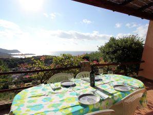 Ferienwohnung Villa del Mare Dipinto