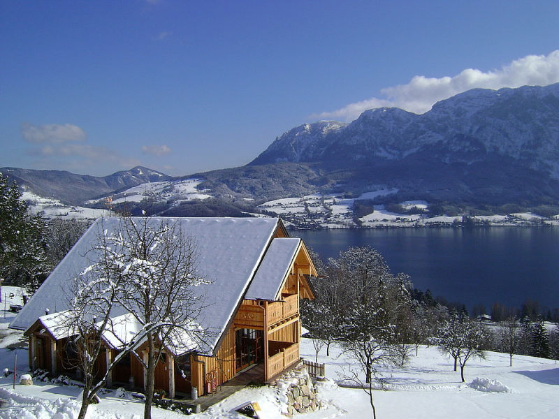 Holiday apartment Mondsee