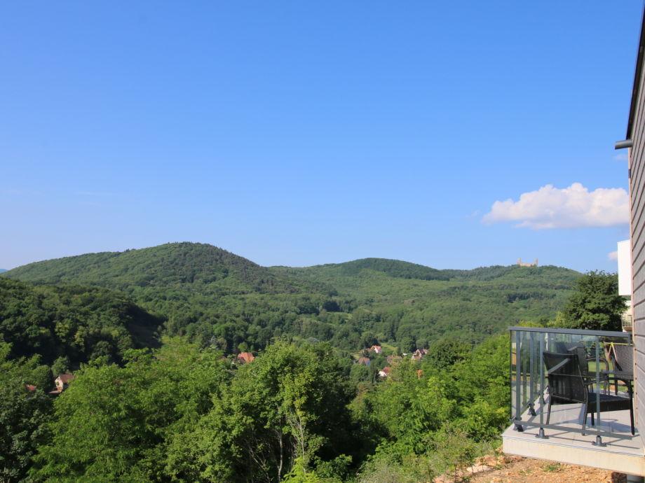 Außenaufnahme Alsace Panorama