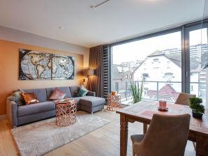 "Ferienwohnung Neubau-Suite ""De-Luxe"" in bester Strand-/Stadtlage"