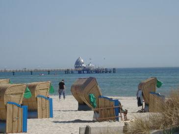 Ferienwohnung Urlaub mit Blick auf die Ostsee