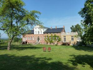 Ferienwohnung Tramonto, Gutshaus Pohnstorf