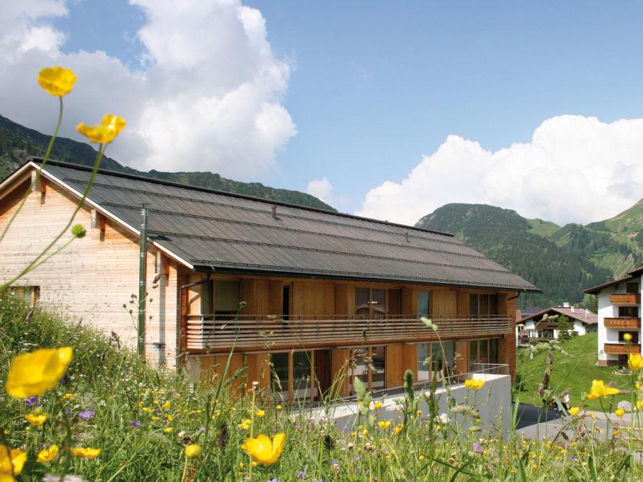 Sommerurlaub in Warth am Arlberg