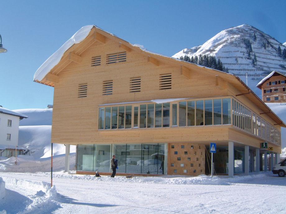 Winterurlaub in Warth am Arlberg