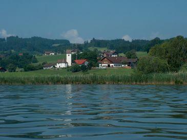 Ferienwohnung Ferienhof am See