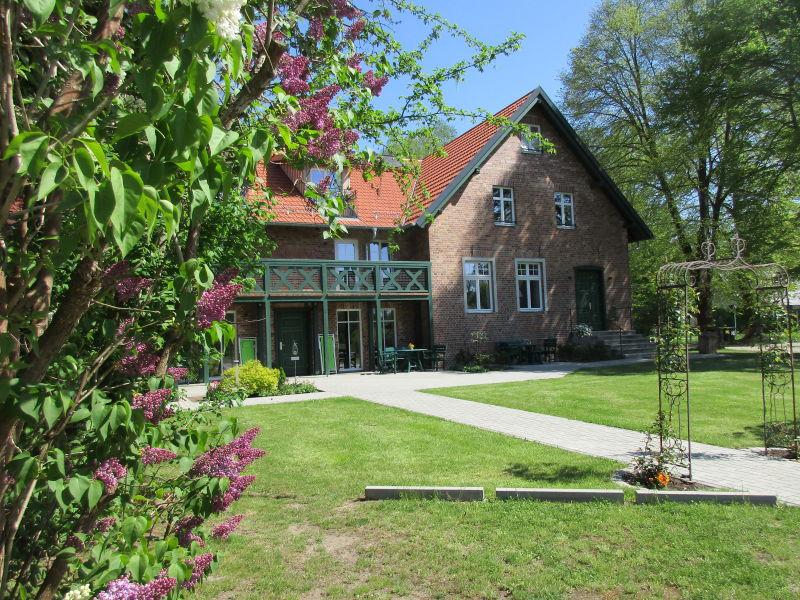 Ferienwohnung Grüner Wald - Spreewaldapartment V