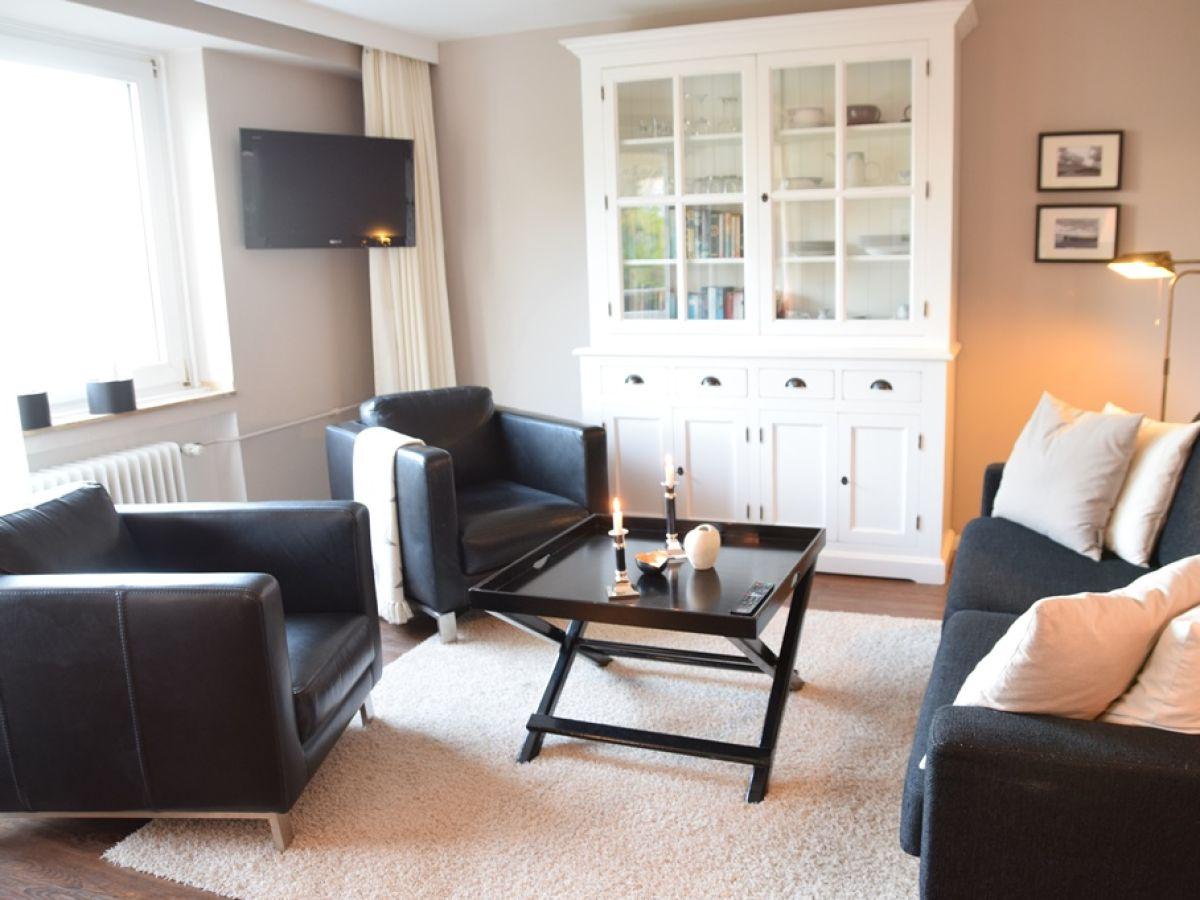 ferienwohnung norderstr 31 haus undine w1 sylt. Black Bedroom Furniture Sets. Home Design Ideas