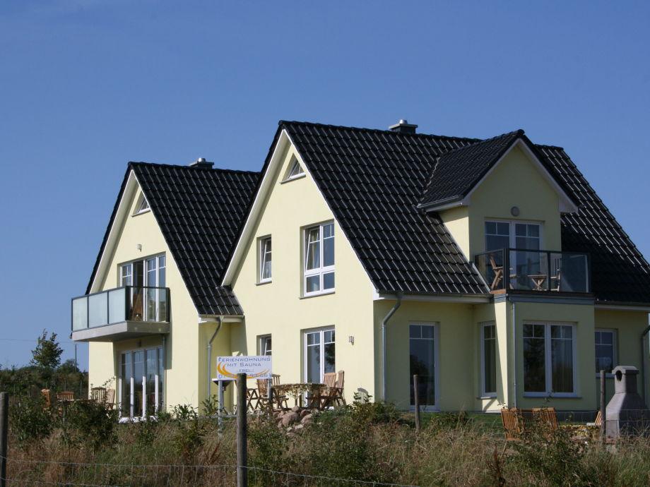 Haus in Nord-Ostrichtung