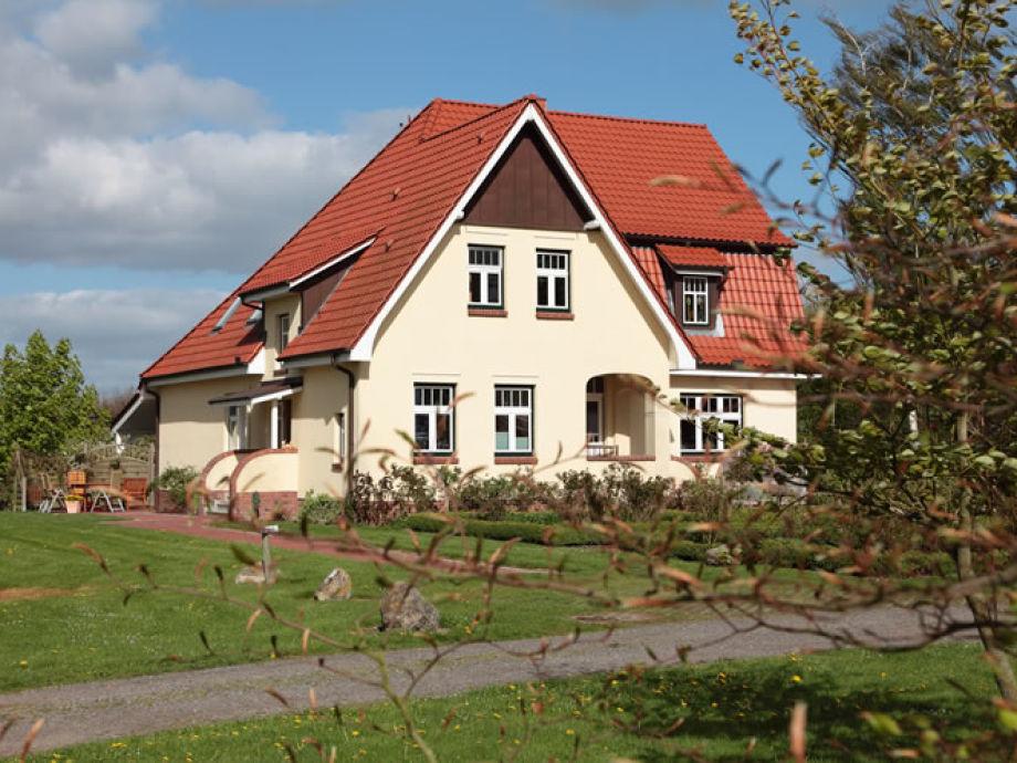 Außenaufnahme Landhaus Schliecker