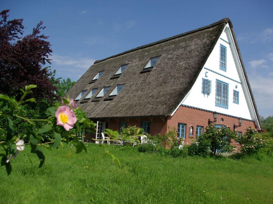 traumhaftes Reethdachhaus mit herrlichem Garten!