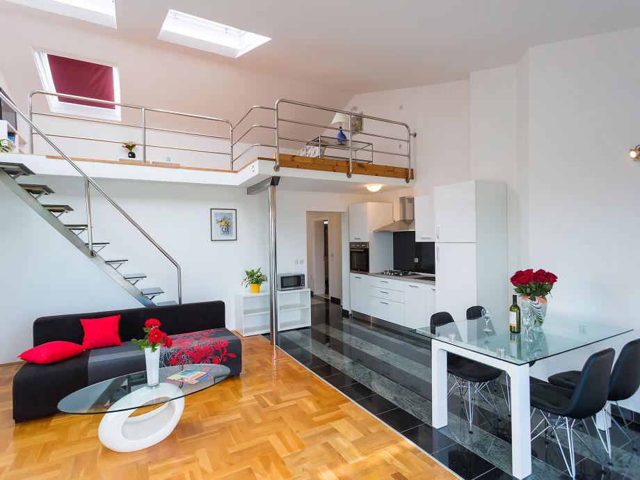 ferienwohnung bellavista superior funtana istrien. Black Bedroom Furniture Sets. Home Design Ideas