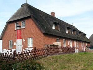 Ferienhaus Osterdeich 86a-H4  Hooge