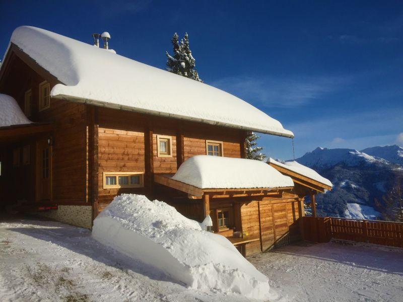 Berghütte Almhaus Panoramablick Deluxe