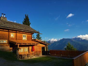 Alpine hut Almhaus Panoramic view deluxe