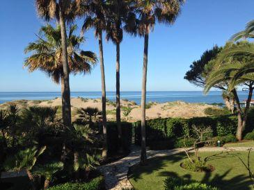 Ferienwohnung White Pearl Beach Elviria Marbella