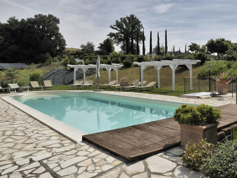 Ferienwohnung Il Cardo Resort