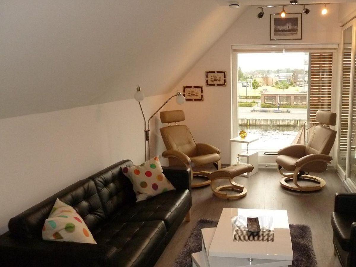 ferienwohnung scharf utkiek ostsee mecklenburg. Black Bedroom Furniture Sets. Home Design Ideas