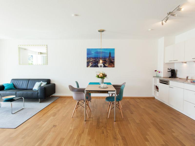 Ferienwohnung Freiburg-Design-Appartement III