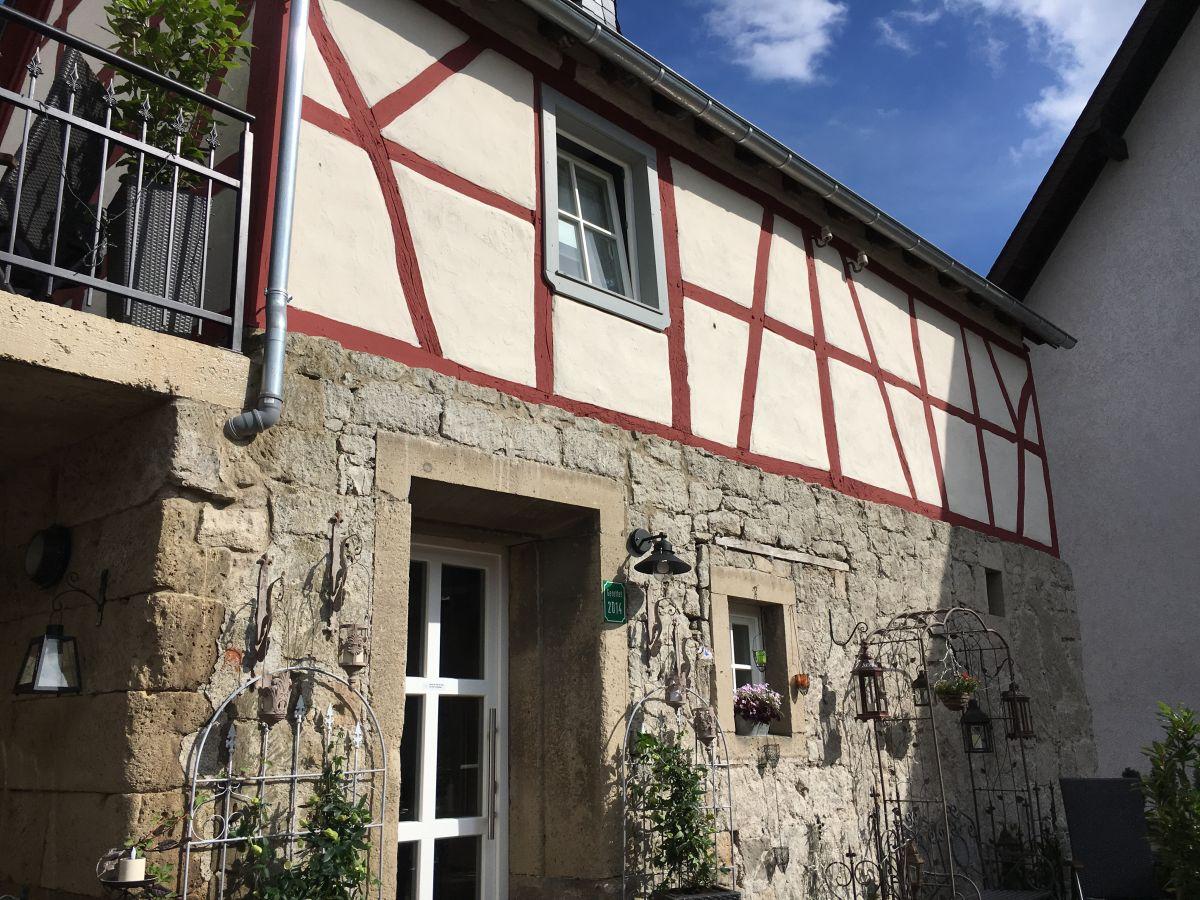 Ferienhaus Heides kleine Hütte, Eifel, Waldsee Rieden - Frau Monica ...