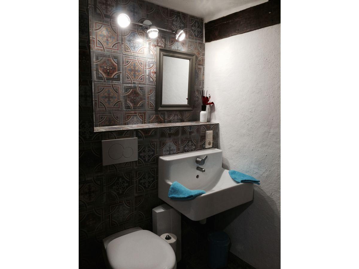 ferienhaus heides kleine h tte rieden eifel frau monica heide. Black Bedroom Furniture Sets. Home Design Ideas
